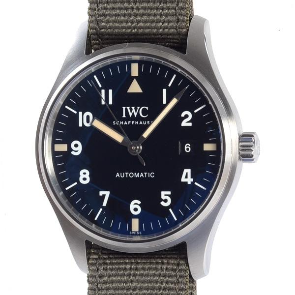 アイダブリュシー IWC マーク18 トリビュート トゥマーク IW327007 未使用品