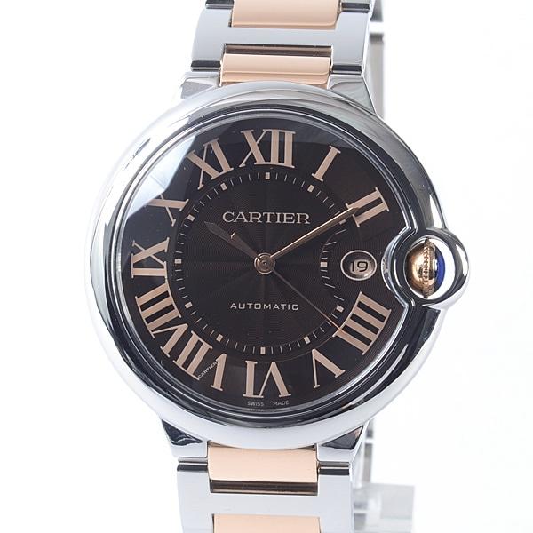 カルティエ Cartier バロンブルーLM W6920032 中古A品