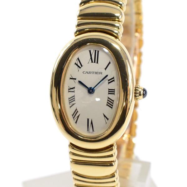 カルティエ Cartier ベニュワール W15045D8 中古A品
