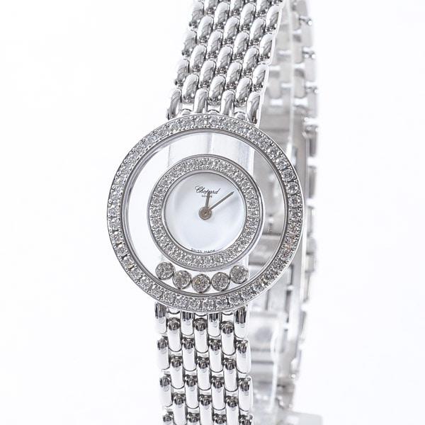 ショパール Chopard ハッピーダイヤモンド 209064-1001 中古A品