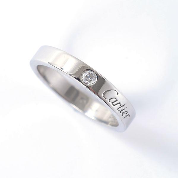 カルティエ Cartier エングレーブ・ド・ウェディング B4051349 中古A品