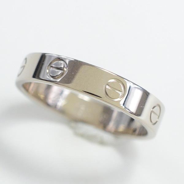 カルティエ Cartier ミニラブリング B4085158 中古A品