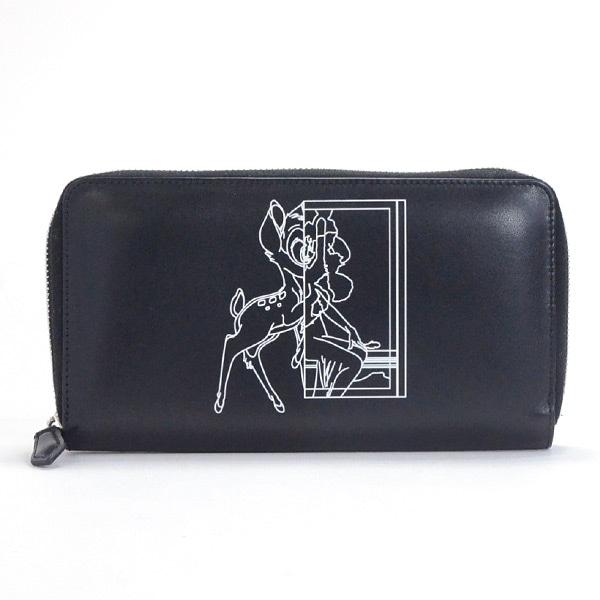 ジバンシー GIVENCHY ラウンドファスナー式財布 BC06340493 中古A品