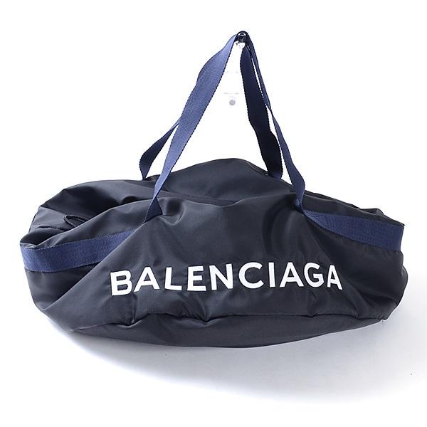 バレンシアガ BALENCIAGA ホイールボストン 489939 中古A品