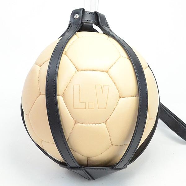 ルイヴィトン LOUISVUITTON ワールドカップサッカーボール 未使用品