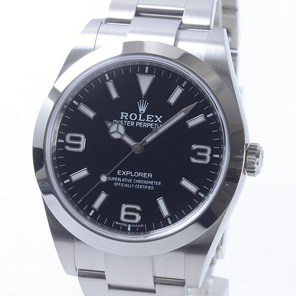 ロレックス ROLEX エクスプローラー1 214270 未使用品