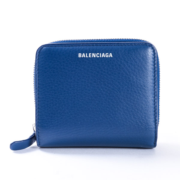 バレンシアガ BALENCIAGA EVERYDAY BILLFOLD 516366 中古A品