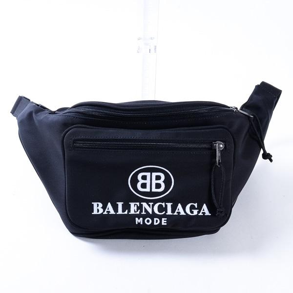 バレンシアガ BALENCIAGA エクスプローラーベルトバッグ 482389 未使用品