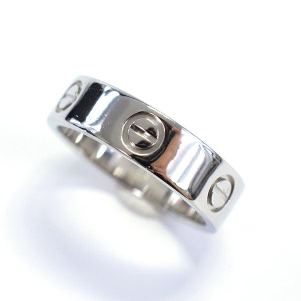 カルティエ Cartier ラブリング B4084956 中古A品