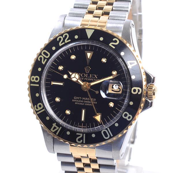 ロレックス ROLEX GMTマスター 1675/3 中古A品