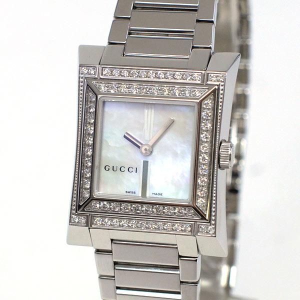 グッチ GUCCI レディース腕時計 111L 中古A品