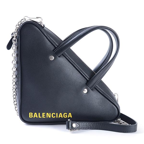 バレンシアガ BALENCIAGA トライアングルダッフルXSチェーン 527272 未使用品