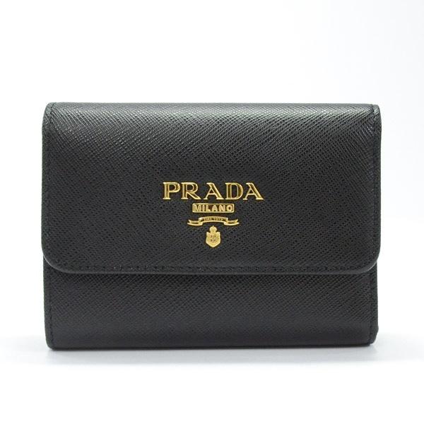プラダ PRADA コンパクト財布 1MH840 未使用品