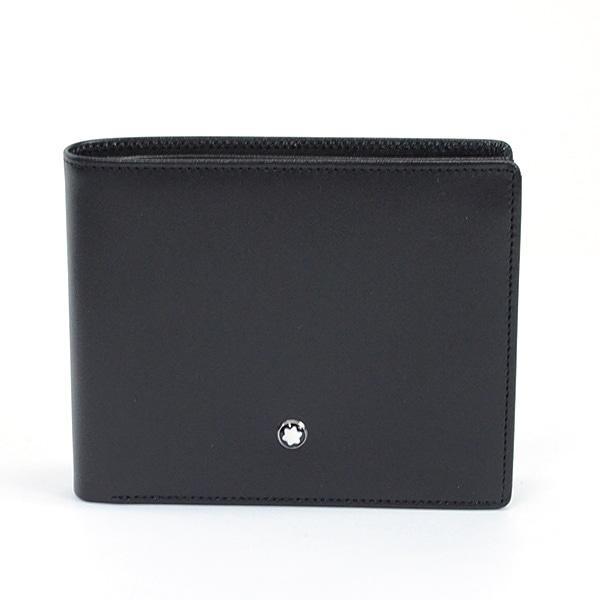 モンブラン  MONTBLANC 2つ折り式財布 16354 未使用品