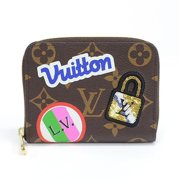 ルイヴィトン LOUISVUITTON ジッピーコインパース M63391 未使用品