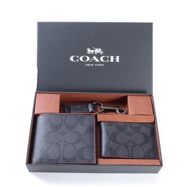 コーチ COACH 財布/カードケースセット F41346 未使用品