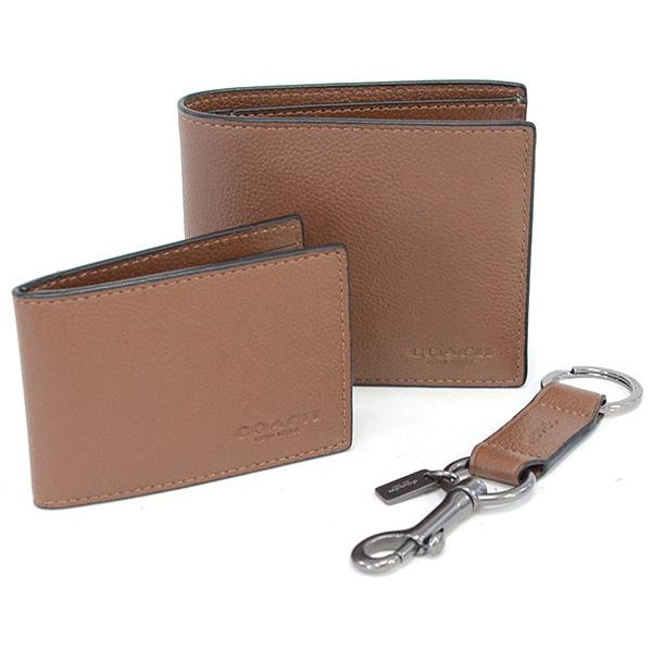 コーチ COACH 財布/カードケースセット F64118 未使用品