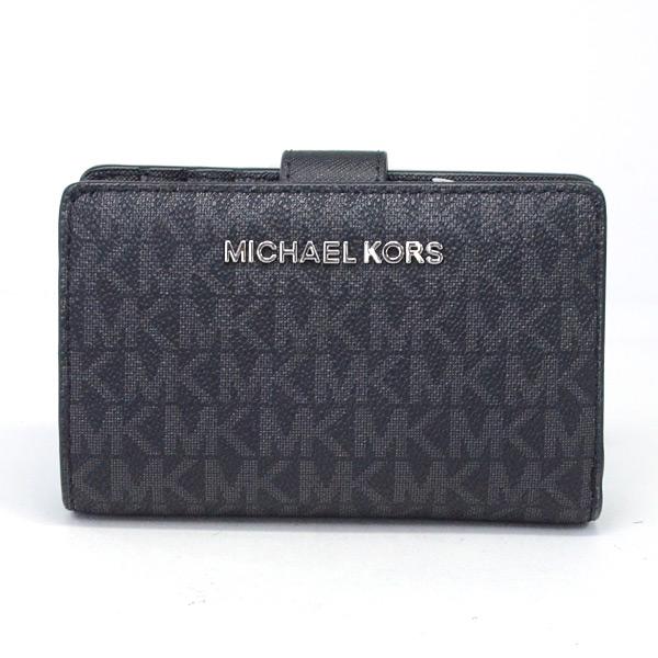 マイケルマイケルコース MICHAEL MICHAEL KORS コンパクトジップ 35F8STVF2B 未使用品