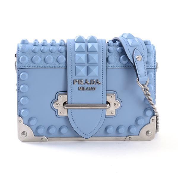 プラダ PRADA カイエチェーンショルダー 1BH018 未使用品