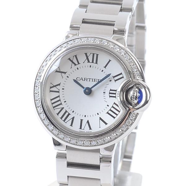 カルティエ Cartier バロンブルー W4BB0015 中古A品