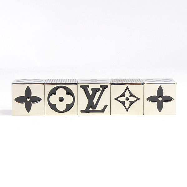 ルイヴィトン LOUISVUITTON キューブゲーム M99454 中古A品