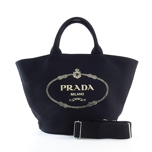 プラダ PRADA カナパトート 1BG163 中古A品