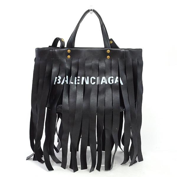 バレンシアガ BALENCIAGA ランドリーカバXS 517842 中古A品