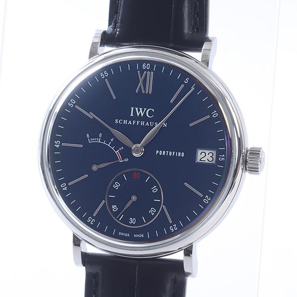 アイダブリュシー IWC ポートフィノ ハンドワインド エイトデイズ IW510106 中古A品