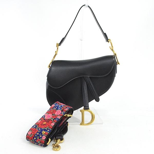 ディオール Dior サドルバッグ M0446CWGH 中古A品