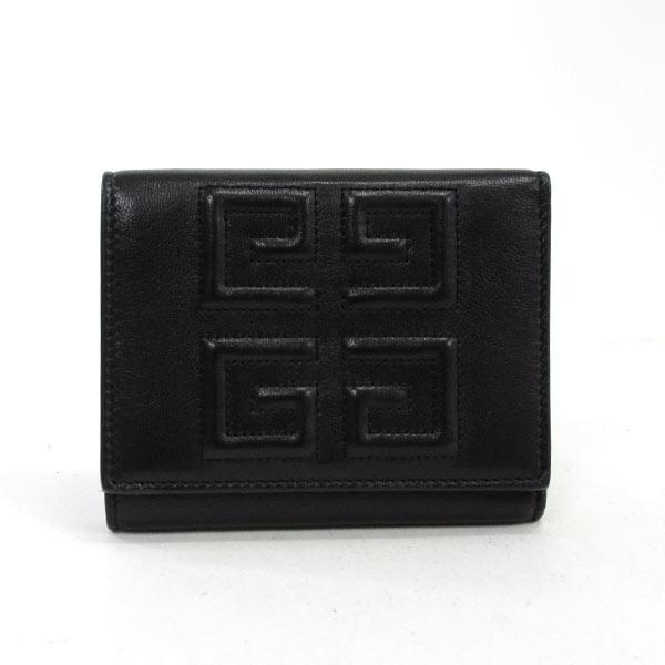 ジバンシー GIVENCHY 3つ折り式財布 BB602VB07Y 未使用品