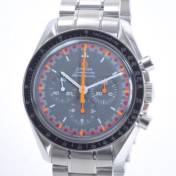 オメガ OMEGA スピードマスター マーク2 アポロ11号35周年 3570-40 中古A品