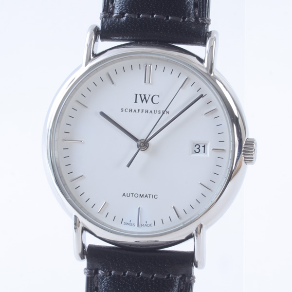 アイダブリュシー IWC ポートフィノ IW353301 中古A品