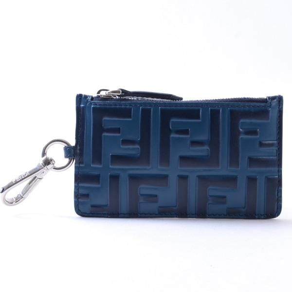 フェンディ FENDI カードケース 7AR534 中古A品