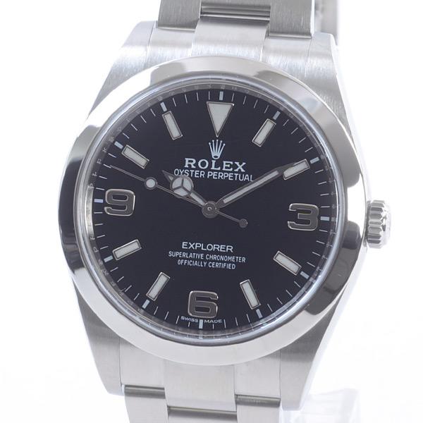 ロレックス ROLEX エクスプローラー 214270 中古A品