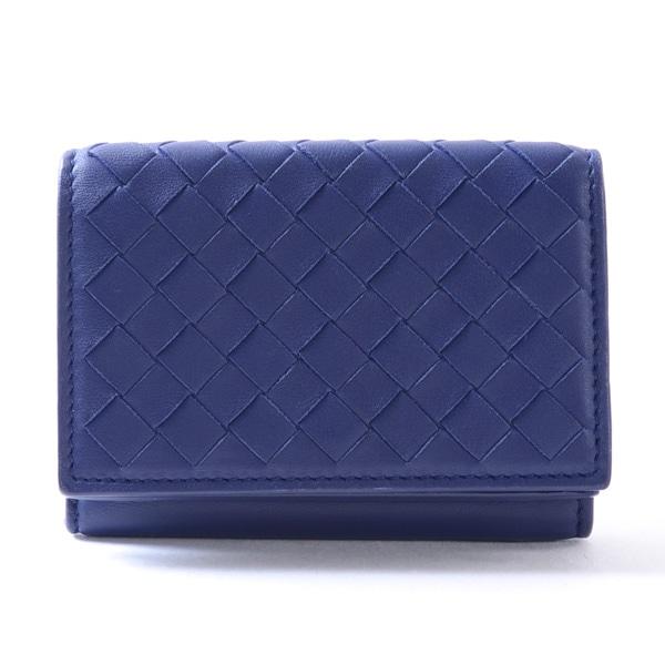 ボッテガヴェネタ BOTTEGA VENETA 3つ折り式財布 550306 中古a品