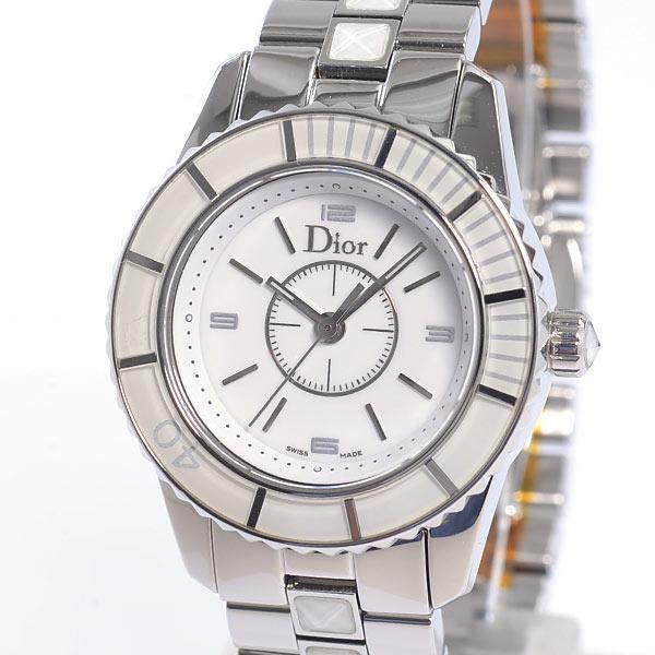 ディオール Dior クリスタル CD112112 中古A品