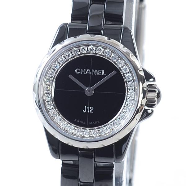 シャネル CHANEL J12 XS H5235 中古A品