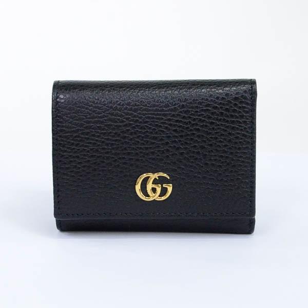 グッチ GUCCI Wホック式財布 474746 未使用品