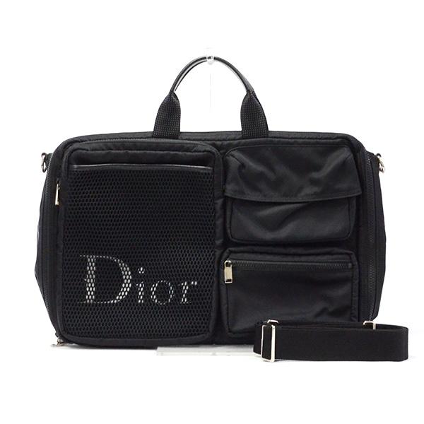 ディオール Dior 2WAYブリーフケース 中古A品