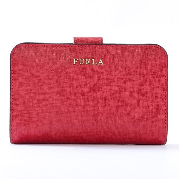 フルラ FURLA 二つ折り財布 中古A品