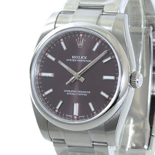 ロレックス ROLEX オイスターパーペチュアル 114200 新品