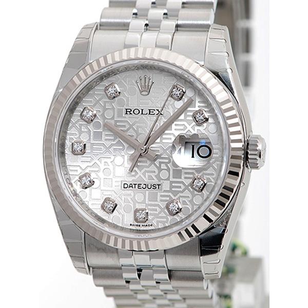 ロレックス ROLEX オイスターパーペチュアルデイトジャスト 116234G 新品