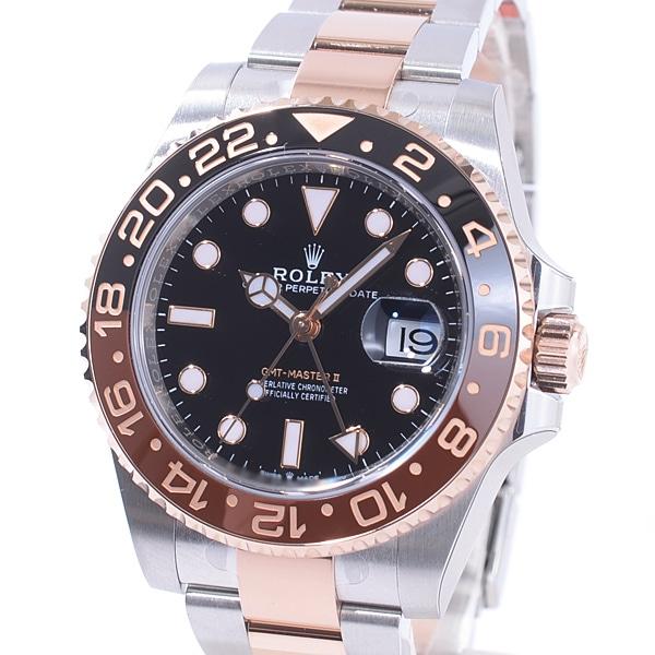ロレックス ROLEX GMTマスター2 126711CHNR 新品