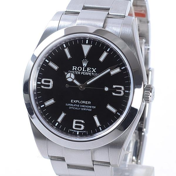 ロレックス ROLEX エクスプローラー1 214270 新品