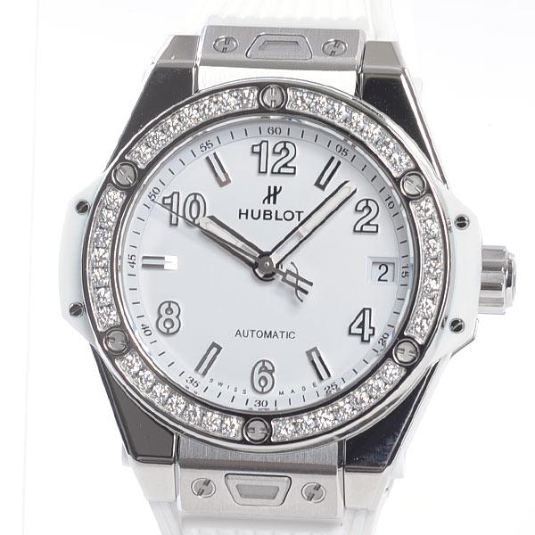 ウブロ HUBLOT ビッグバン ワンクリック スチールダイヤモンド 465.SE.2010.RW.1204 新品