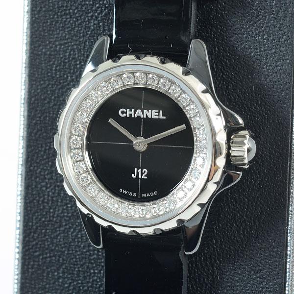 シャネル CHANEL J12 XS H4663 新品