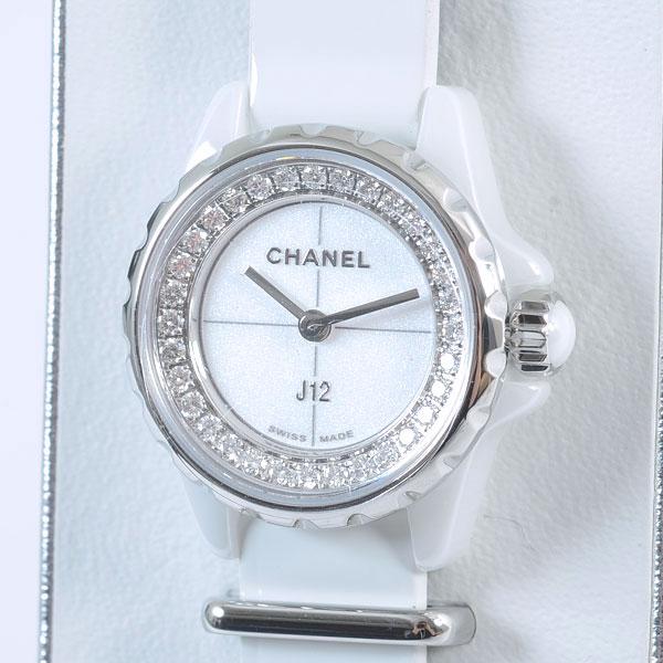 シャネル CHANEL J12 XS H4664 新品