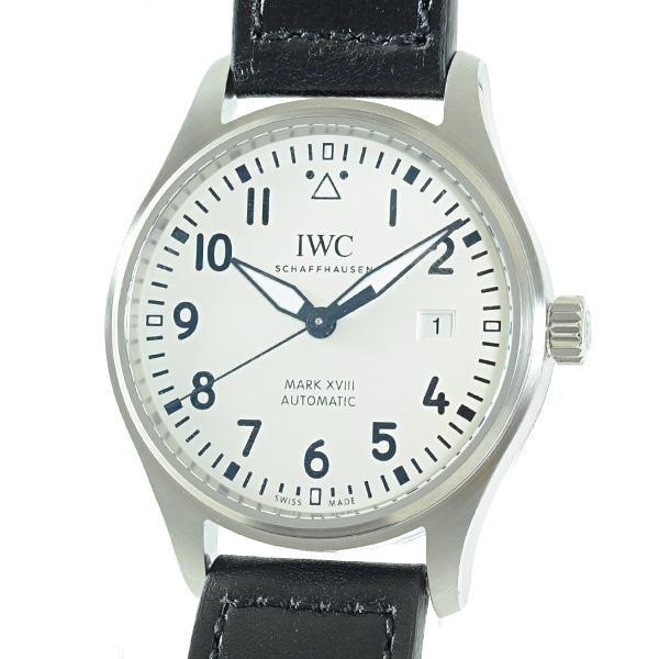 アイダブリュシー IWC マーク18 IW327002 新品