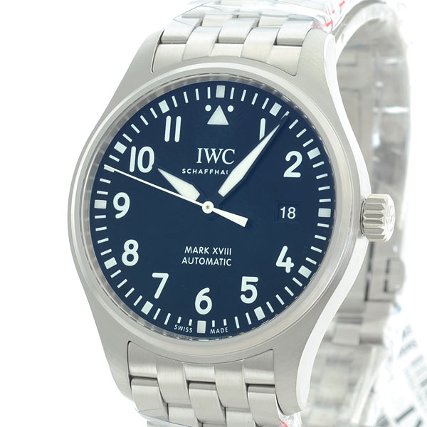 アイダブリュシー IWC マーク18 IW327011 新品