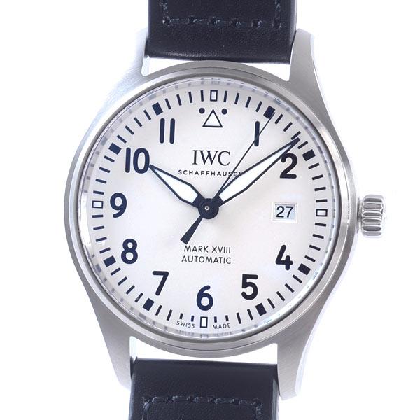 アイダブリュシー IWC パイロットウォッチ マークXVIII IW327012 新品